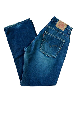 Levi's 523 Blue Denim Jeans