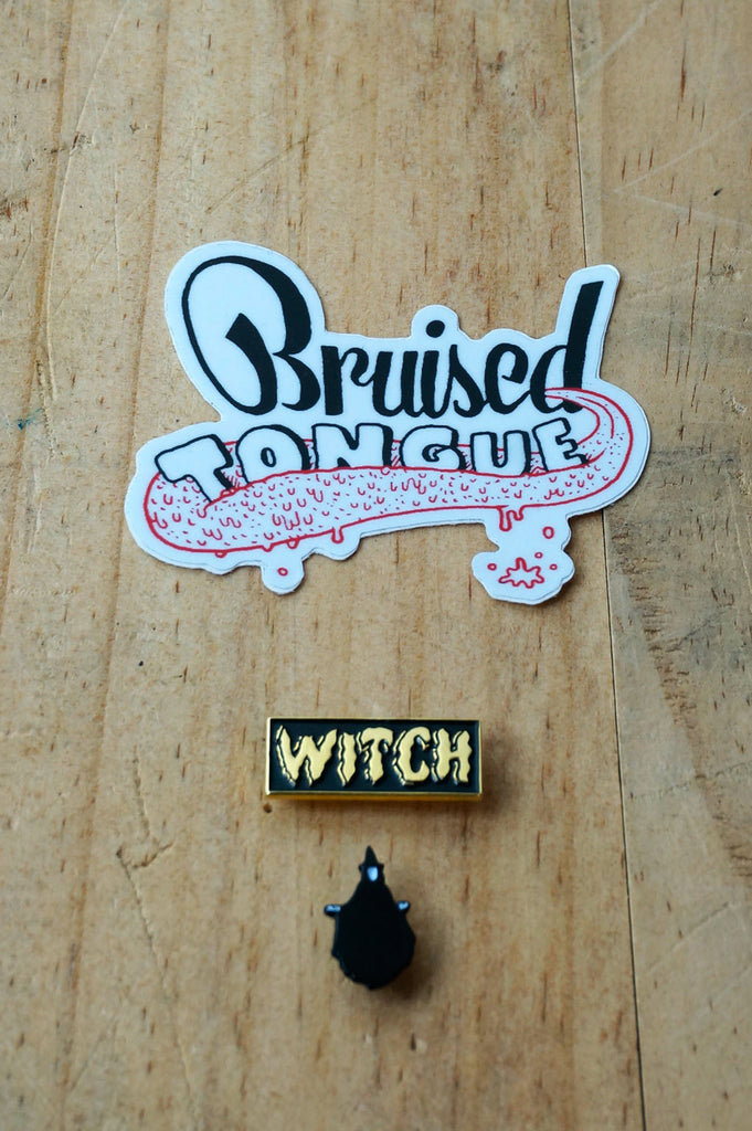 Enamel Pin -  Witch Pack