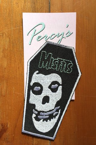 Percy's Vintage Patch - Mistfits