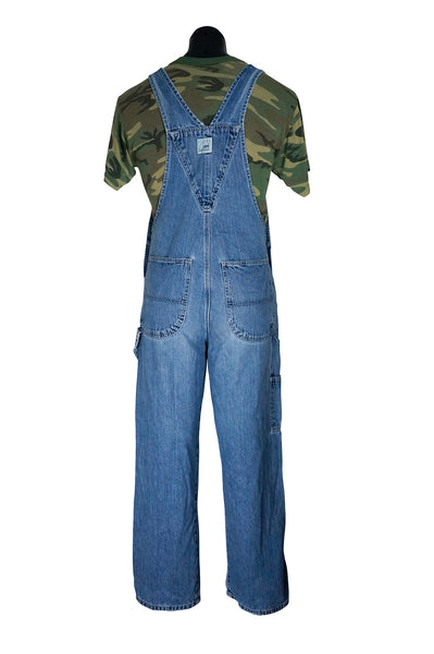 90s Lee Riveted Overalls