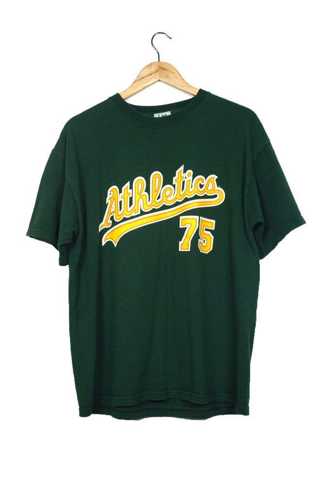 detailing 4a00a 155e0 Barry Zito Oakland Athletics T-Shirt