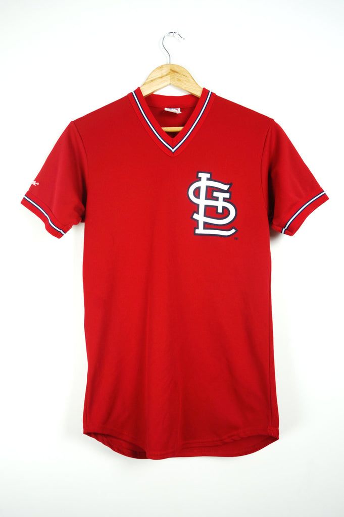 bcf9982c4 Vintage Majestic St Louis Cardinals Shirt – Percy s Vintage and Collectibles