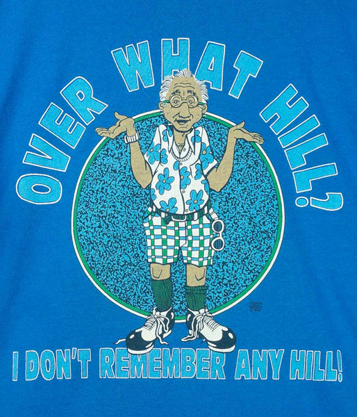 Over the Hill? Vintage T-Shirt