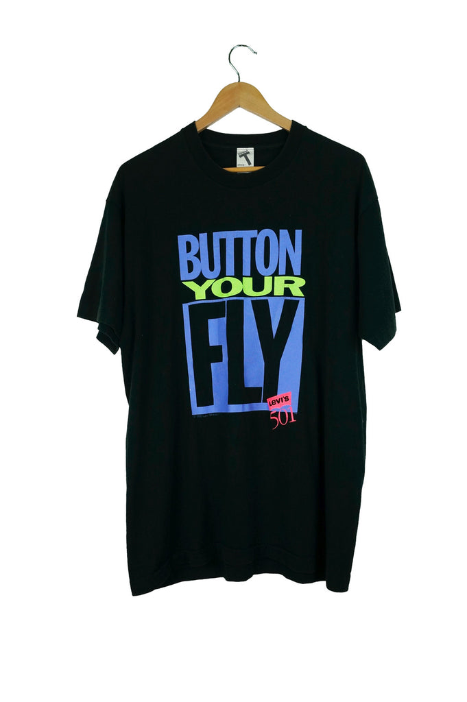 Levi's 501 Button Your Fly T-Shirt