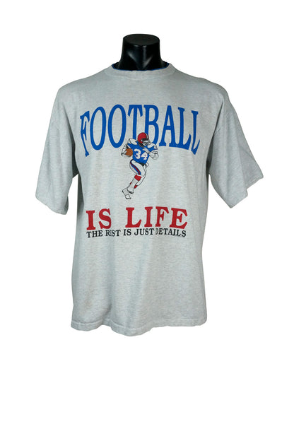 1994 Football Is Life T-Shirt