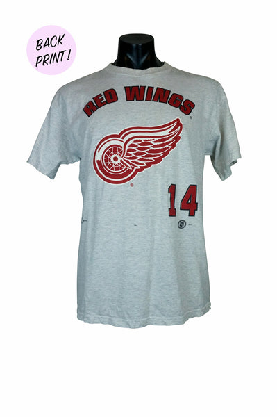 1990s Detroit Red Wings NHL T-Shirt
