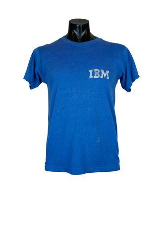 1980s IBM Blue T-Shirt