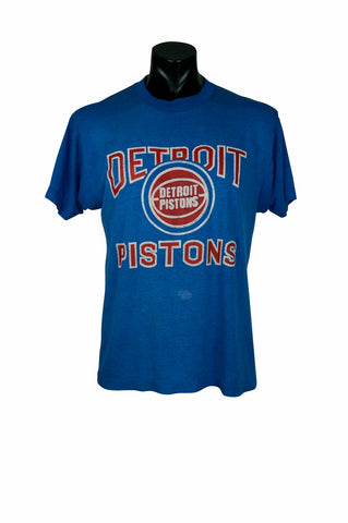 1980s Detroit Pistons NBA T-Shirt