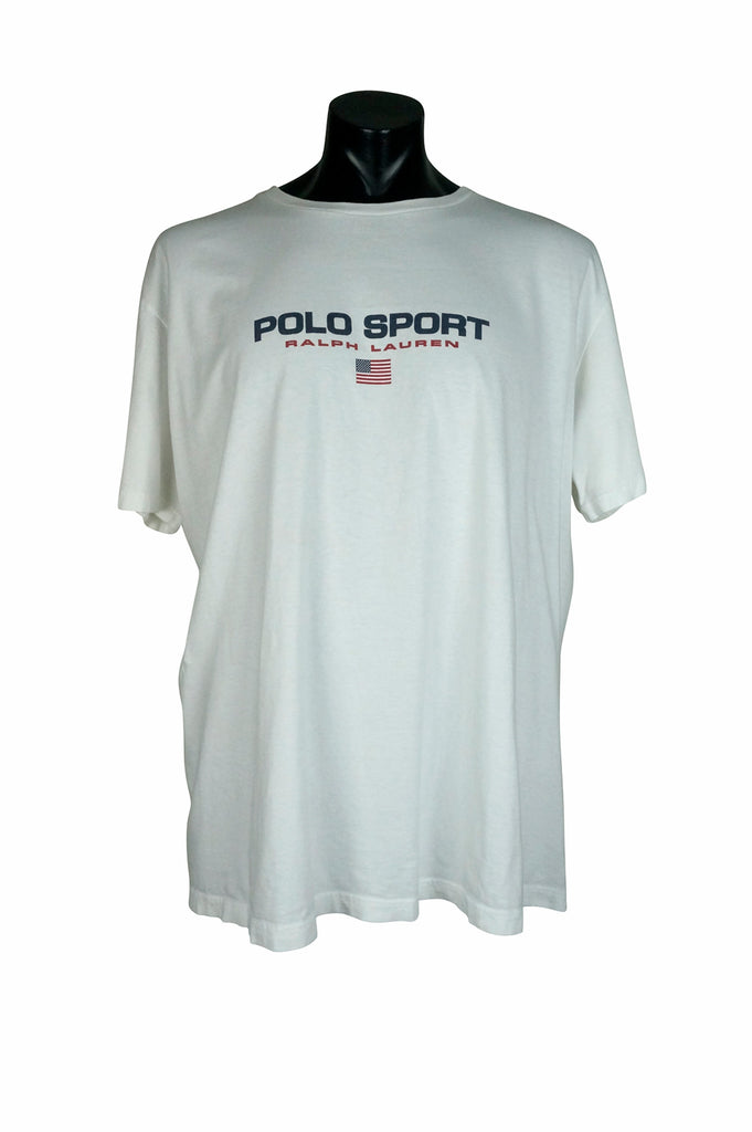 Polo Sport White T-Shirt