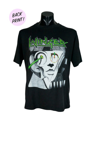 1988 Winger Tour T-Shirt