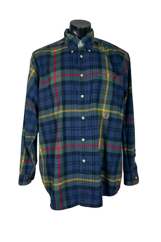 Tommy Hilfiger Plaid Buttondown