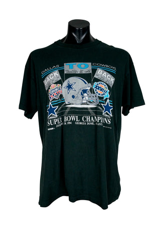 1994 Dallas Cowboys Super Bowl NFL T-Shirt