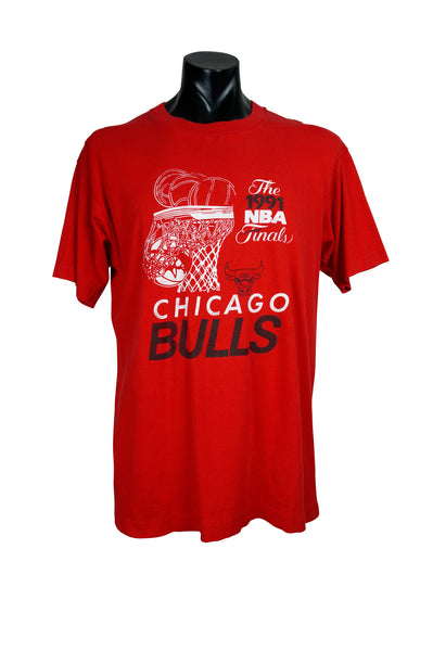 1991 Chicago Bulls NBA T-Shirt
