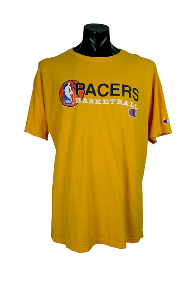 1990s Champion Indiana Pacers NBA T-Shirt
