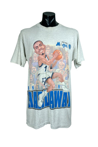 1990s Anfernee Hardaway Orlando Magic T-Shirt