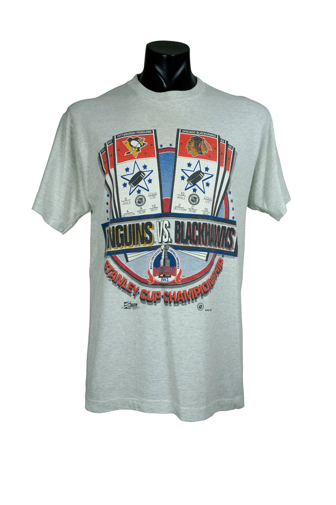 1992 Stanley Cup NHL T-Shirt