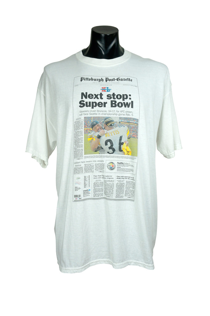 Pittsburgh Steelers AFC Champs NFL T-Shirt