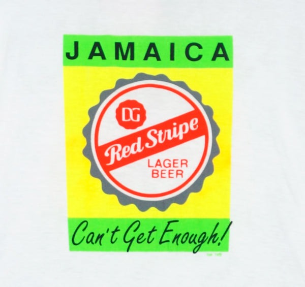 Jamaica Red Stripe Beer T-Shirt