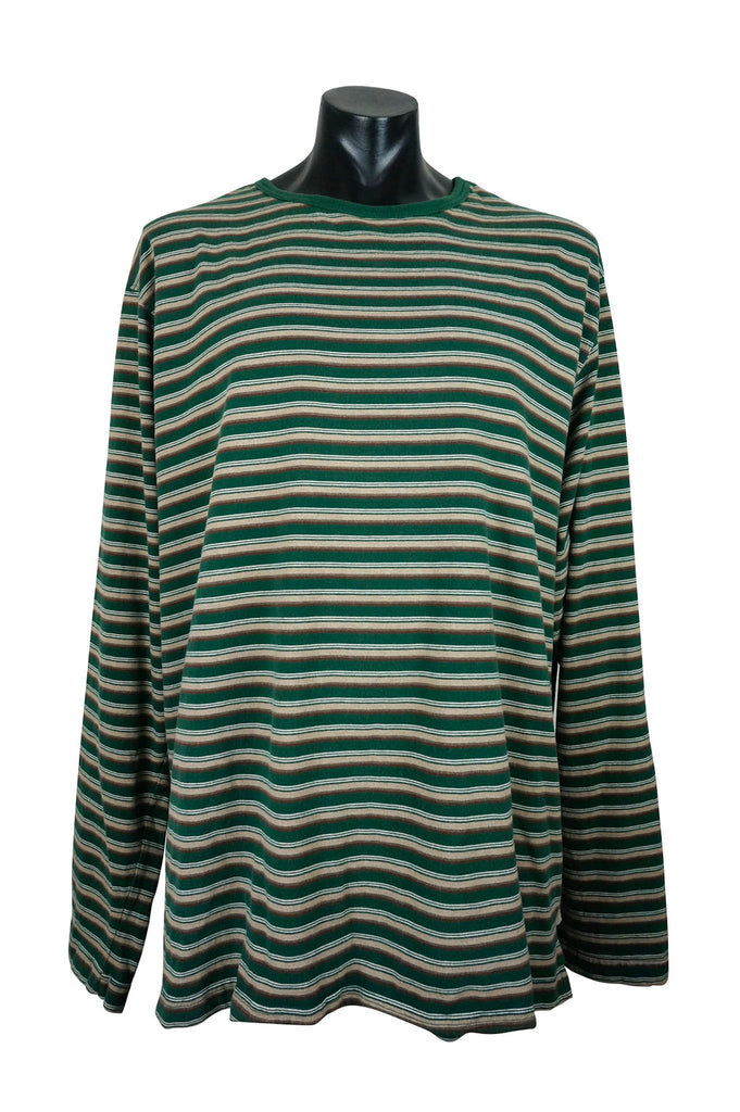 90s Chaps Ralph Lauren Striped Long Sleeve T-Shirt