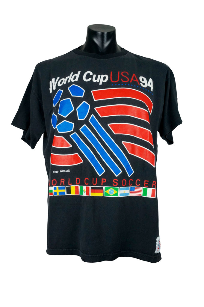 73bf3b349ce 1994 World Cup USA Soccer T-Shirt – Percy's Vintage and Collectibles