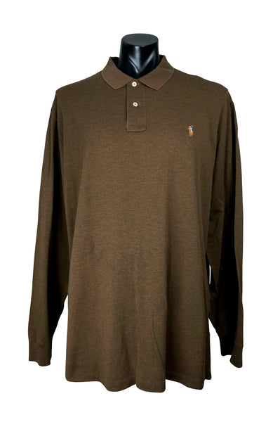 Polo by Ralph Lauren Long Sleeved Polo Shirt