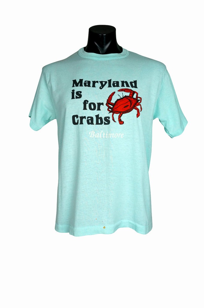1980s Maryland is for Crabs T-Shirt