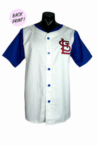 1990s Apex One St Louis Cardinals MLB Baseball Jersey