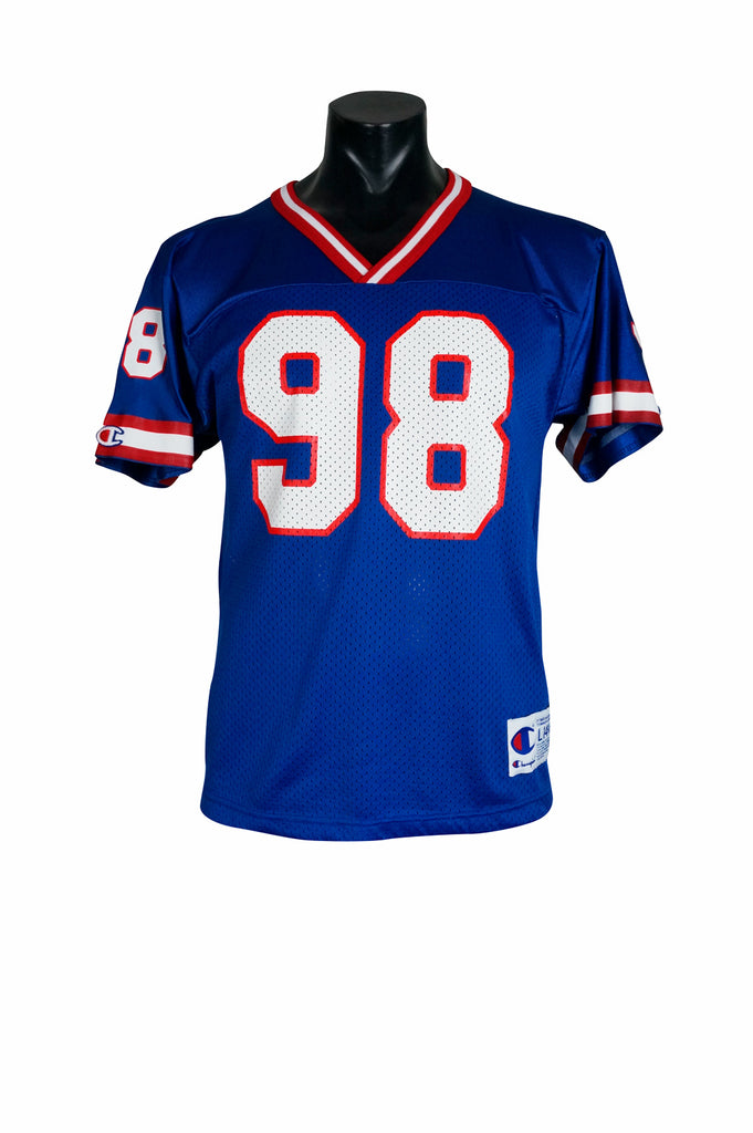 6cd8188a 1990s Champion New York Giants NFL Jersey