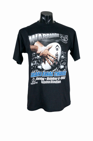 2002 Warriors Grand Final T-Shirt