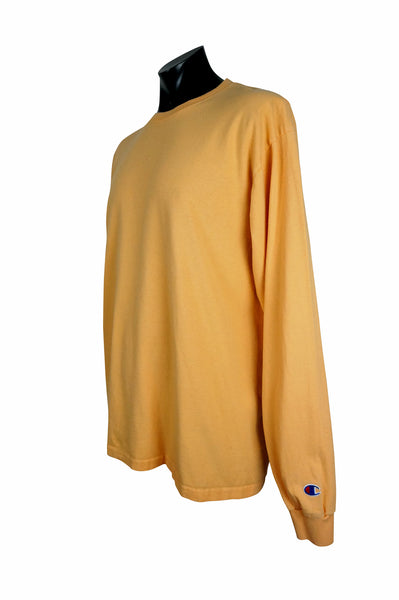 Champion Peach Long Sleeve T-Shirt