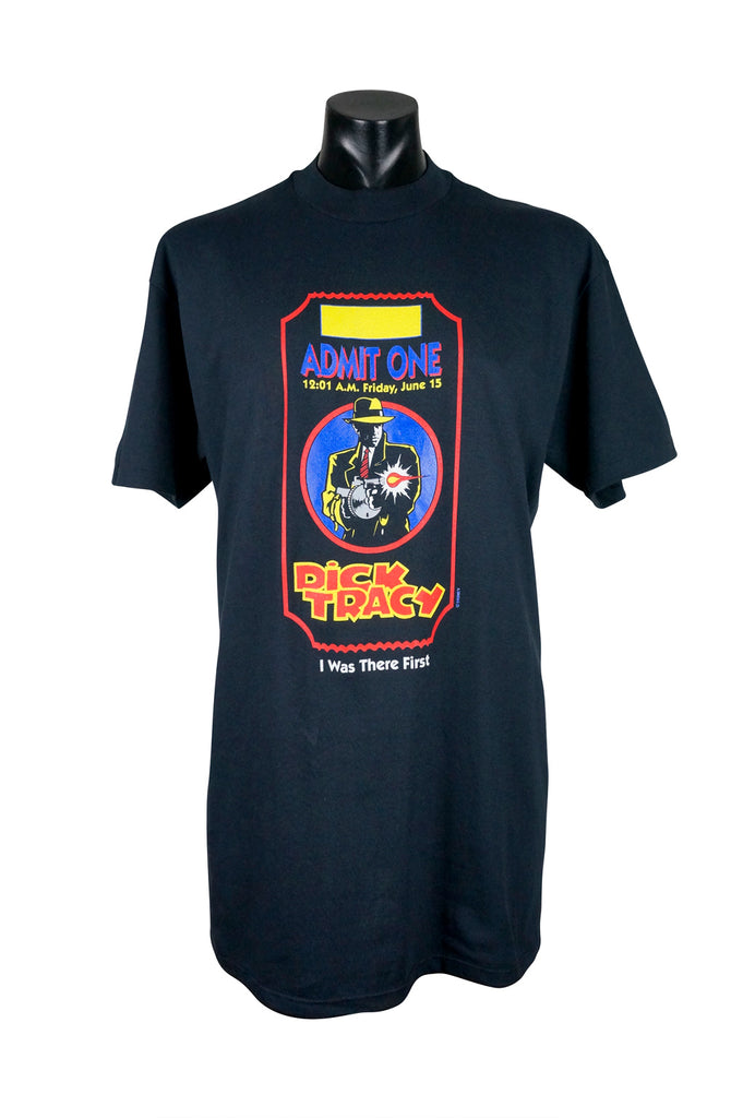 1990 Dick Tracy Movie T-Shirt (Deadstock)
