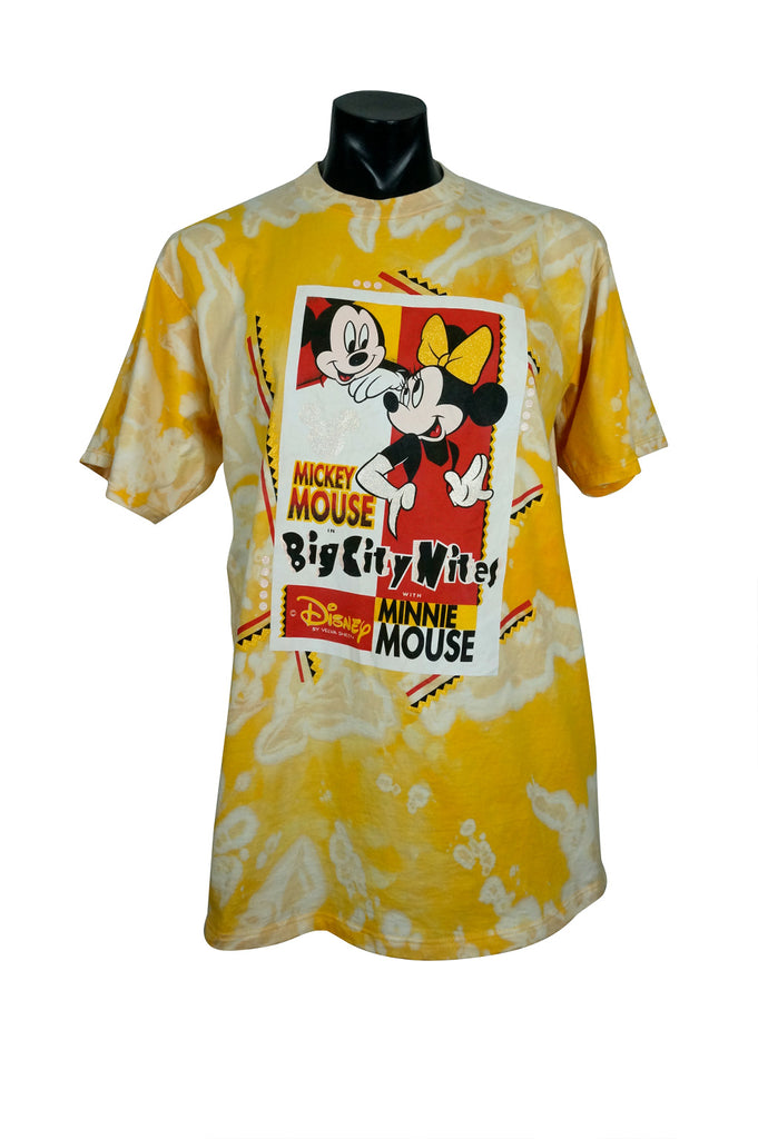 1990s Mickey + Minnie Mouse T-Shirt