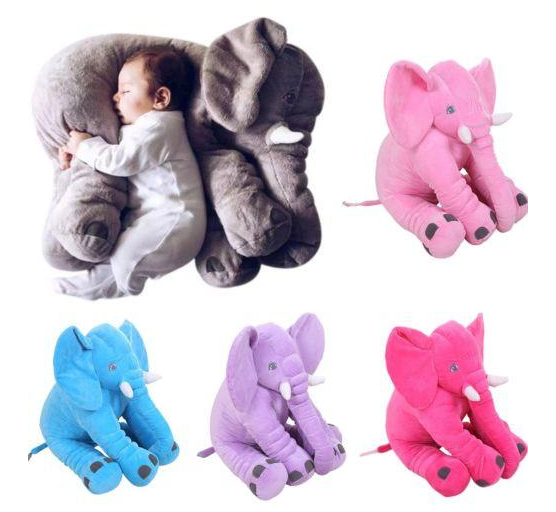 Premium Cute Elephant Plush Toys - CoolstuffCenter