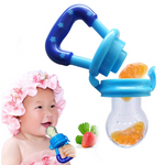 Teether Nipple Fruit Food BPA Free Safety Newborn - CoolstuffCenter