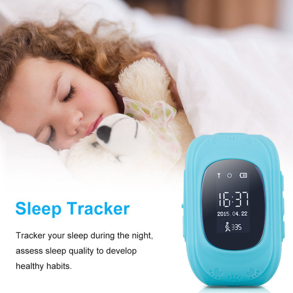 Smart Wrist Watch Children Kid Intelligent Locator Tracker - CoolstuffCenter