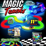 Glowing Magic Racing Track