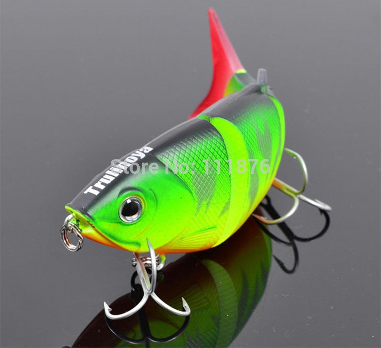 Free Shipping Trulinoya Fishing Lure Trout Lure Swim Bait Deep Water Lure Crank Bait Fishing Tackle 1pc/lot - CoolstuffCenter