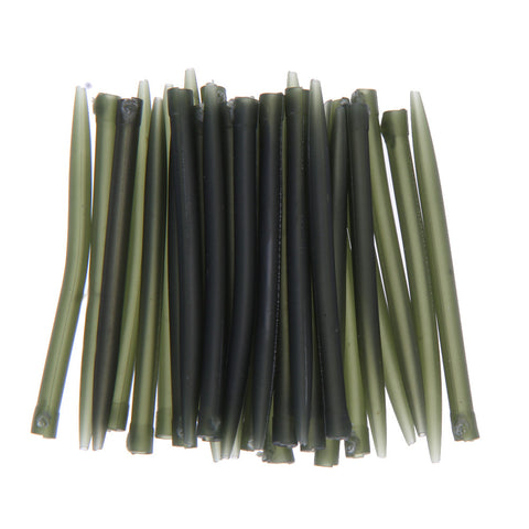 30Pcs Terminal Carp Fishing Anti Tangle Sleeves Connect With Fishing Hook 53mm Anti Tangle Sleeves Carp Fishing Tackle Accessory - CoolstuffCenter