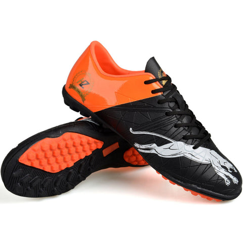 Men Professhional Soccer Cleats Boots Turf Football Shoes Hard Court Outdoor Sneakers Trainers Adults Sport Shoes Size 34~44 - CoolstuffCenter