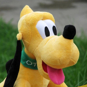 1pcs/lot 30cm Sitting Plush Pluto Dog Doll Soft Toys stuffed animals toys for children Mickey Minnie For Birthday kids Gifts - CoolstuffCenter