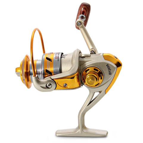 Aluminum Spool Superior Spinning Fishing Reel Spinning Reel - CoolstuffCenter