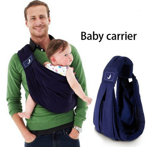 Top Quality Breathable 100% Cotton Baby Carrier - CoolstuffCenter