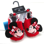 Cartoon red toddler shoes baby girls - CoolstuffCenter