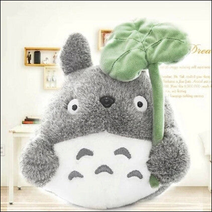Cute Cartoon Plush Toy Totoro Stuffed Animal Soft Doll Girl's Gift Kids - CoolstuffCenter