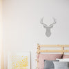 Deer Head Stencil for Decorative stencils DIY Easy home decor Nursery