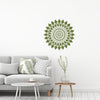 Decorative Mandala Stencil Betul for Furniture, Floors and DIY Decor