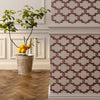 Wall Moroccan Stencil Elisamarie Trellis Allover for Wall DIY Decor