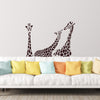 Giraffe Wall Decal, Vinyl Wall Stickers for Modern Wall design