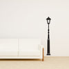 Street Lamp Vinyl Wall decal Light Lantern, Wall Stickers