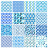 Decorative Tiles Stickers Elx - Pack of 16 tiles - for Walls Kitchen backsplash
